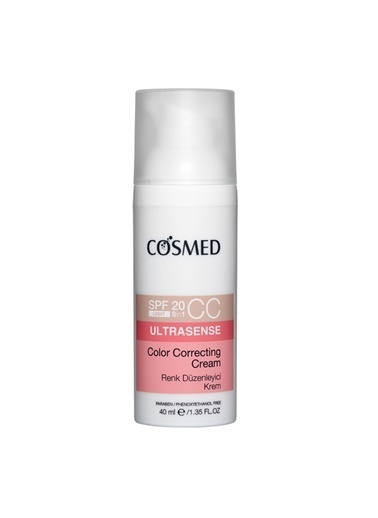 Cosmed COSMED Ultrasense Color Correcting Cream Light 40 ml Ten
